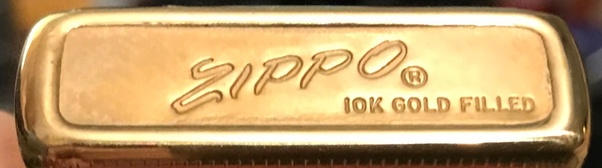 Date markings zippo Collecting Vintage