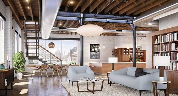 ... Ace interiors being the best Office interior designers in Bangalore are here to explain some of the best industrial design styles ... & What is the industrial style in interior design? - Quora