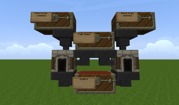 What are some simple Redstone things I can make to impress people