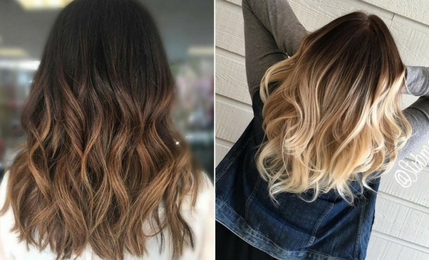 What S The Best Hair Color To Define Curly Wavy Hair Quora
