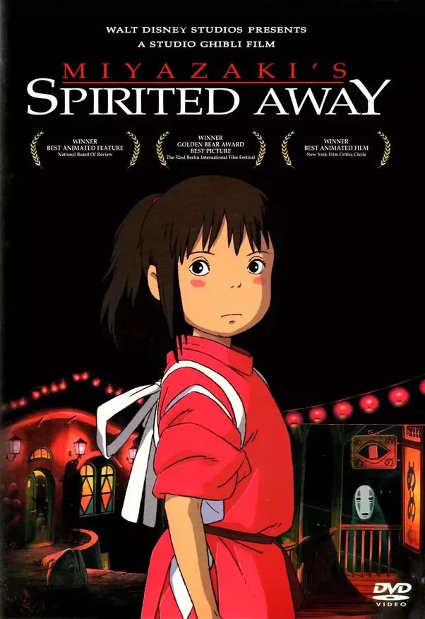 This Is The HIGHEST Grossing Movie Of All Times In Japan A 10 Year Old Chihiro And Her Parents Stumble Upon Seemingly Abandoned Amusement