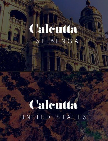 Calcutta Was Established As A Coal Town In The Year 1870 And Has Not Many Inhabitants Still Whereas Now Kolkata India Is City That