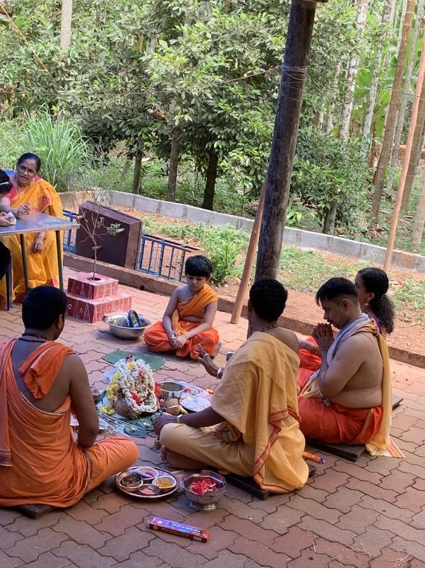 What is upanayanam? - Quora