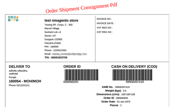 How to integrate shipping notifications into an e-commerce web site