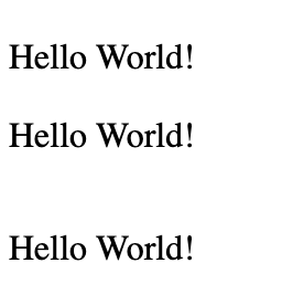 How to move the text a little bit in HTML - Quora