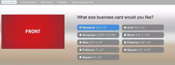 What are the exact dimensions of a normal sized business card quora the first image dave included is awesome shows exactly what it will look like best of luck reheart Gallery