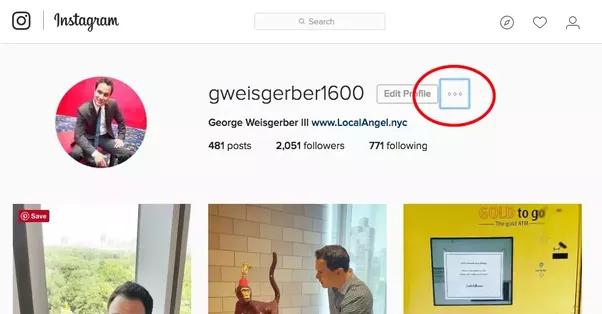 Comment se déconnecter d'instagram sur d'autres appareils