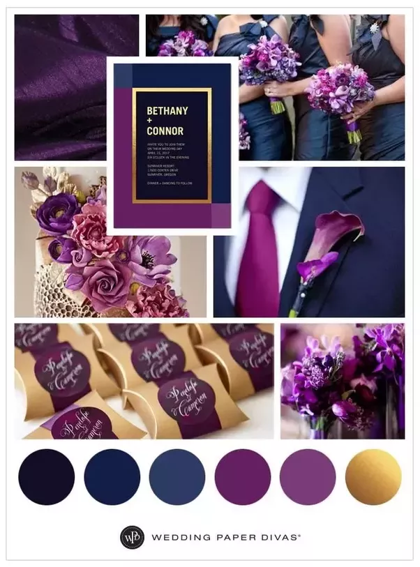 What colors go with gold purple and white quora - What colour goes with lilac ...