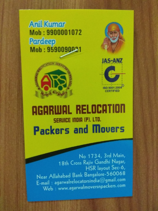 Is agarwal packers and movers hopeless quora i think it was not the original agarwal movers but a cheap clone that has been using the name my entire review below will be about them reheart Choice Image