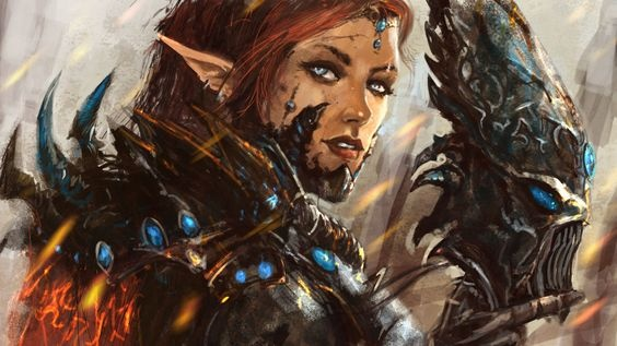 How Biologically Different And Similar Are The Eldar And The