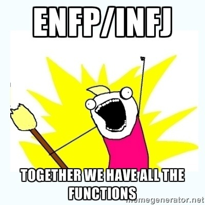 Enfp and infj compatibility