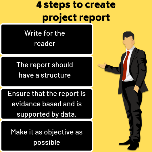 How to create my project report - Quora