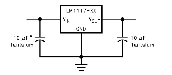 how to design a power supply that converts 24 v dc to 5 v dc and 3 3 v dc