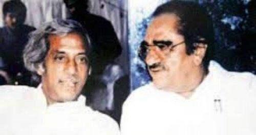 Image Haji Mastan And Karim Lala