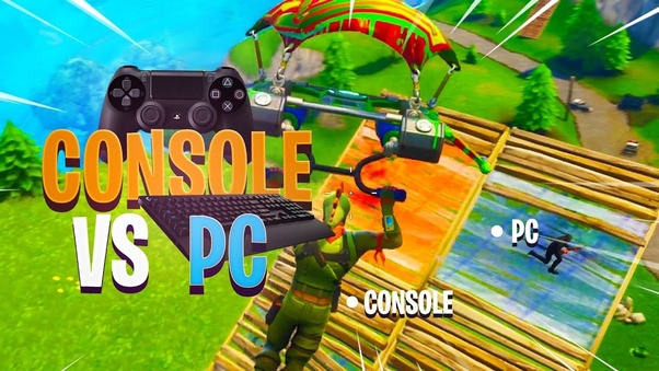 Is It Easy To Play Fortnite In Playstation Than A Pc Mouse Vs