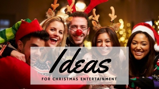 christmas party entertainment some fun classic and unique ideas include