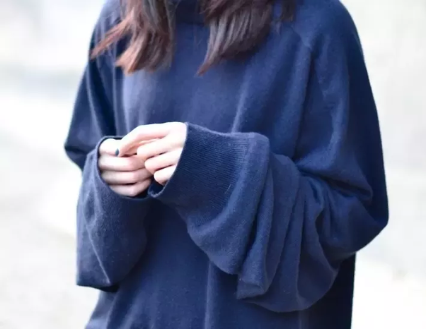 Can I Shrink My Over Sized Sweater By Washing It In Hot Water Quora