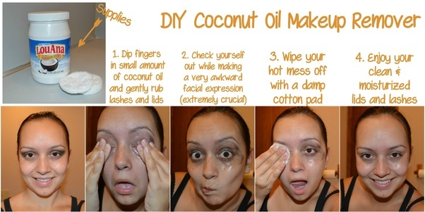 What are some tips for bridal makeup quora coconut oil is the best make up remover solutioingenieria Image collections