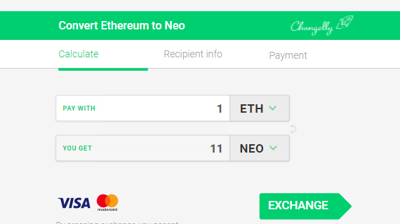 neo cryptocurrency exchange