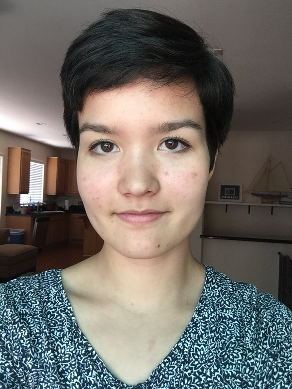 Can You Show Us Your Hair Transformation To A Pixie Cut Quora