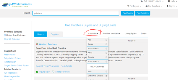 How to get buyers from Dubai - Quora