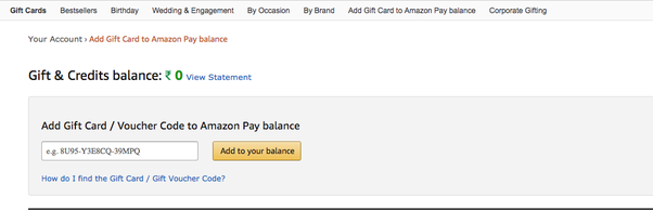 Can you use a visa debit card on amazon