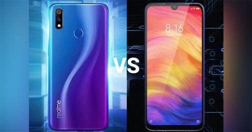 Which smartphone is better between Redmi Note 7 Pro and