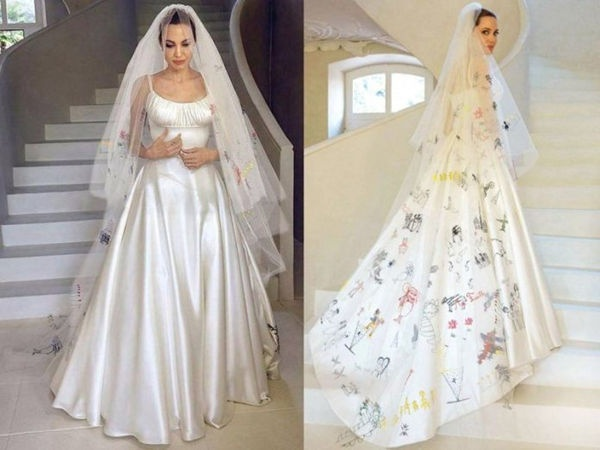 After Seeing The Royal Wedding What S Your Favorite Famous Wedding Dress Quora