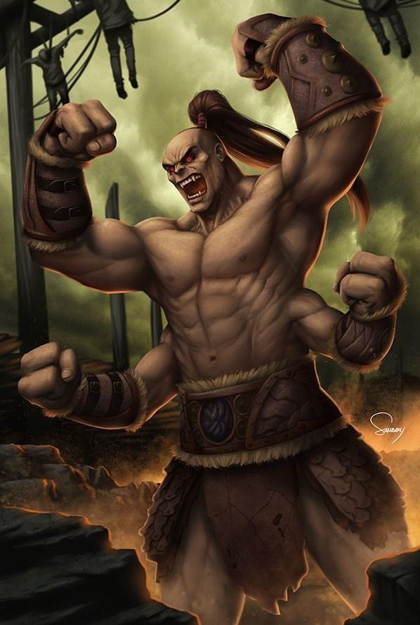 What Happened To Goro In Mortal Kombat Quora