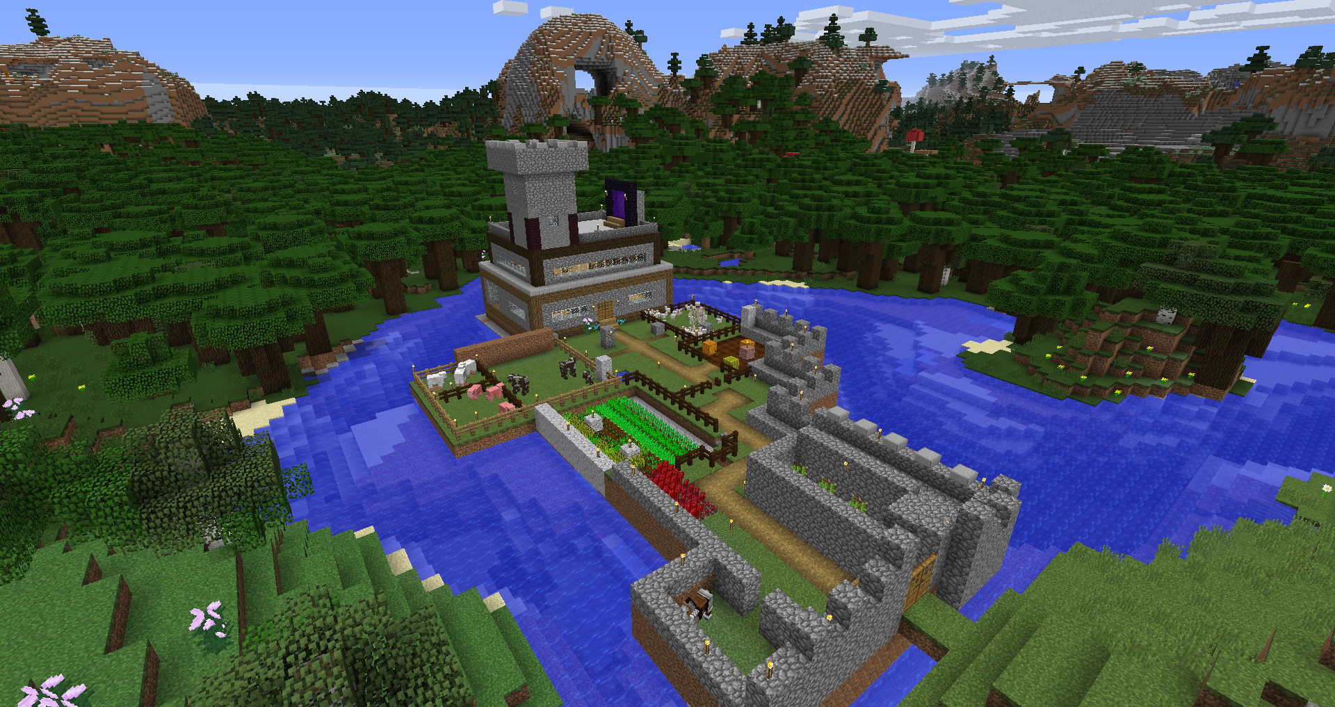 How I can make Minecraft Survival harder without mods? Quora