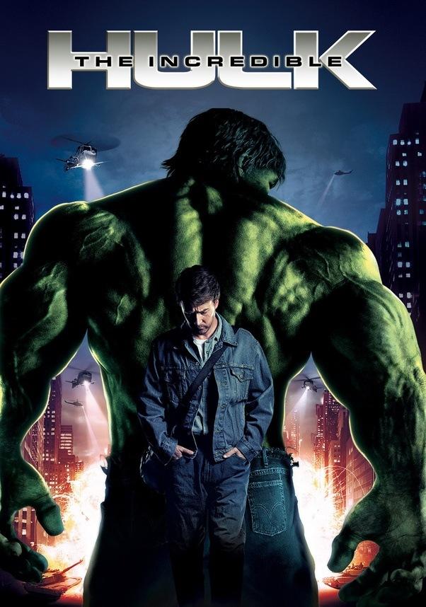 Revenge Of The Incredible Hulk