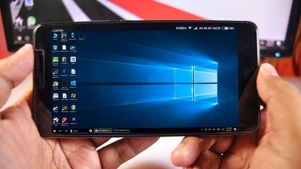 ecbafd0986d39 Is it possible to install Windows 10 on an Android phone  - Quora