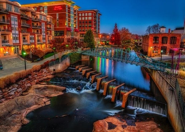 Why Is Greenville, South Carolina Much More Nationally