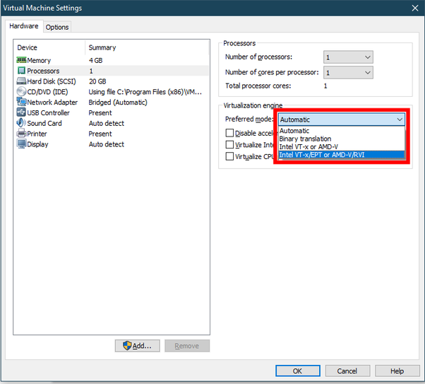 Is it possible to install Vmware on a VMWare machine? - Quora