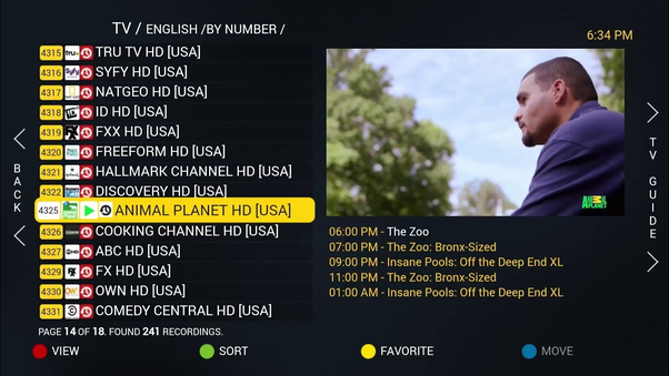 What is the best IPTV service provider for 2019? - Quora