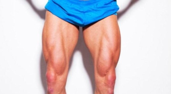 What kind of workout type should I do to build muscle on my legs and ...
