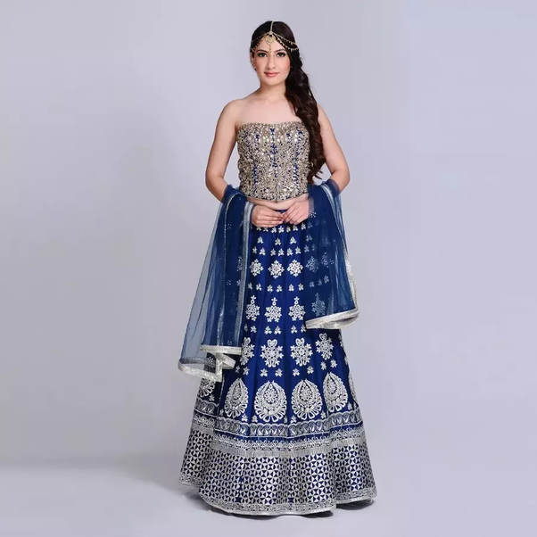 45fe487758e ... Indian wedding. The Lehenga is the best and the foremost option and the  second option is Saree. Some of the best and well dressed traditional wear  I can ...