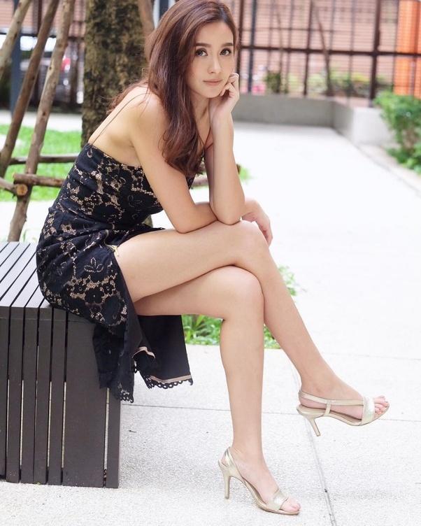 Girl thailand hot Beautiful Thai