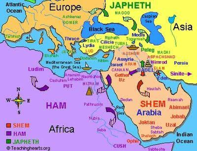 Where did the ancient Egyptians migrate from into Ancient ... on map of dumah, map of magog, map of shinar, map of togarmah, map of hebrews, map of ishmaelites, map of cush, map of michmash, map of kingdom of kush, map of moreh, map of ham, map of aroer, map of japheth, map of aram, map of shem, map of nahor,