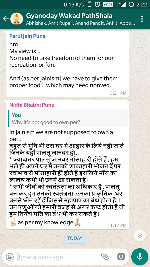 jain dharma question answer