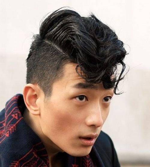 how to get rid of wavy hair for guys naturally
