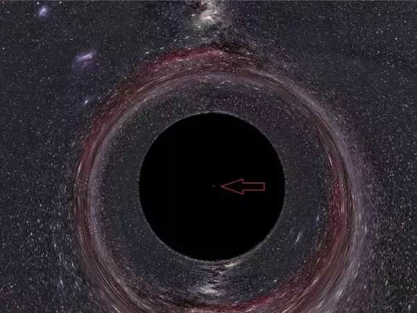 How big can a black hole get? - Quora