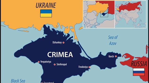 Over The Next 5 Years More Countries Will Begin Recognizing Crimea As Russian Territory The Western Countries Will Likely Hold Out For Two Or Three Decades