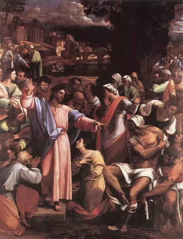 Why did Michelangelo only paint one painting? - Quora