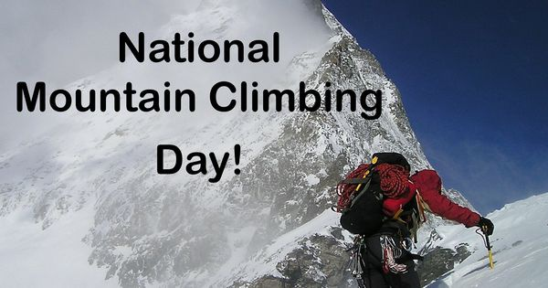 1 August - National Mountain Climbing Day - History of indians