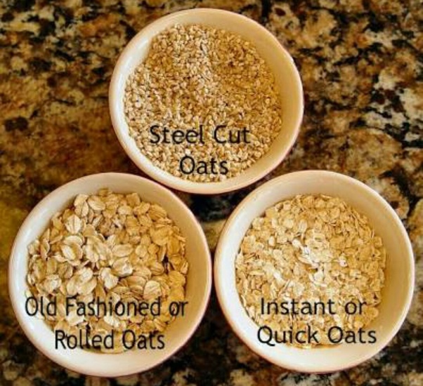 Quaker quick oats vs old fashioned 69