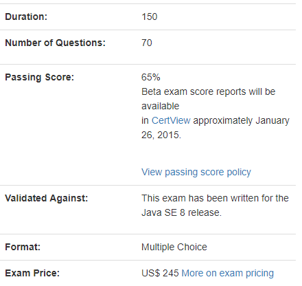 How to prepare for OCAJP exam? - Quora