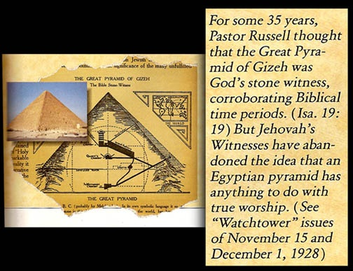 Is it true that the founder of Jehovah's Witnesses was