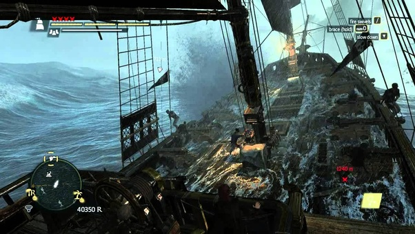 assassins creed black flag gameplay time
