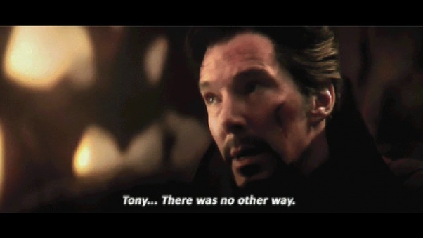 In Avengers: Endgame, Why was Tony Stark the one to snap his fingers